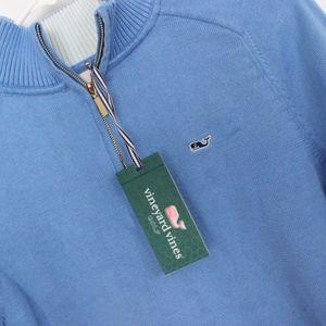 NWT: Vineyard Vines Quarter-Zip Sweater Size XS